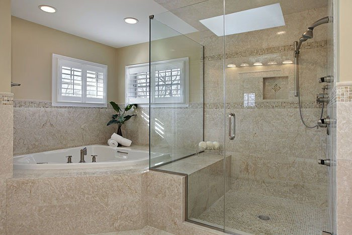shower glass restoration and cleaning in orange county, ca